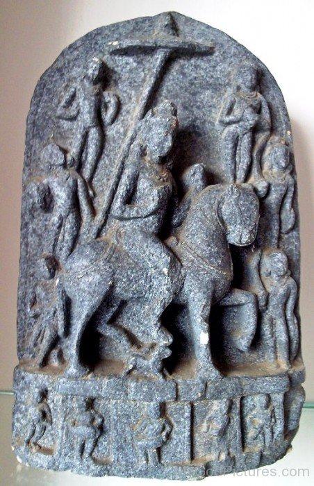 Sculpture Of Revanta-ef45