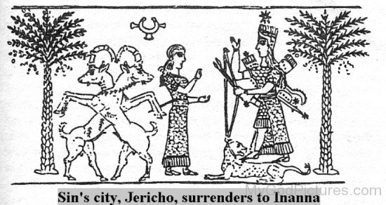 Sin's City,Jericho,Surrenders To Inanna-yt617