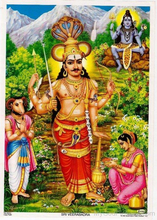 Sri Virabhadra-uk807