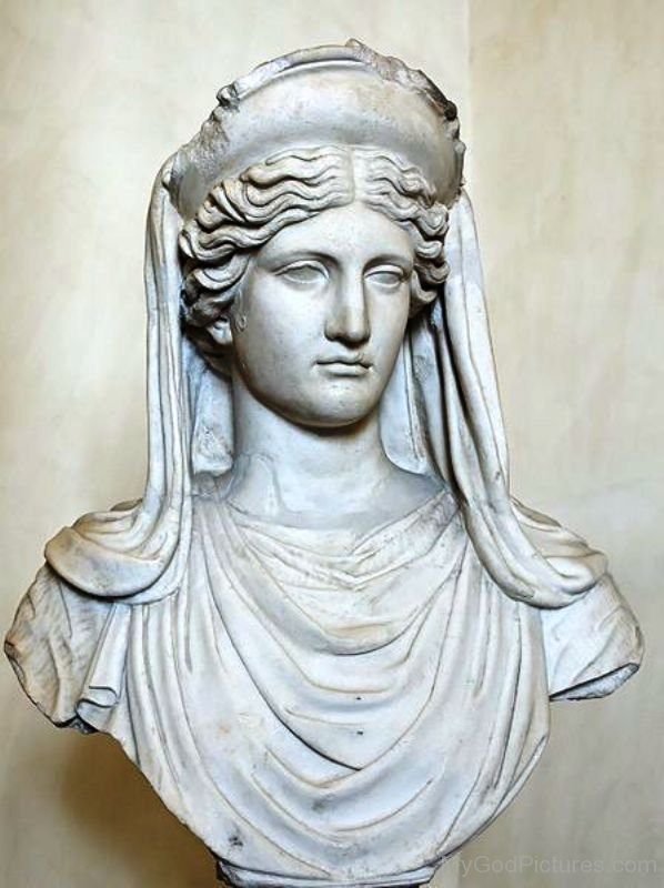Goddess Demeter - God Pictures