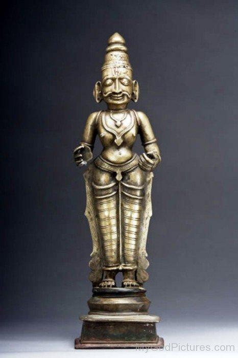 Statue Of Khandoba-ab29