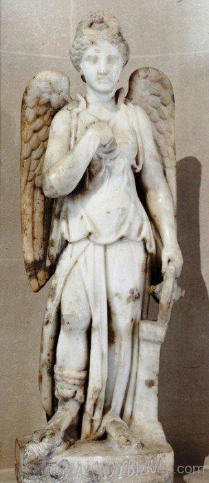 Statue Of Nemesis-qw216