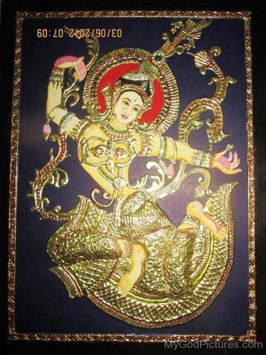 Tara Goddess Image-gb3434