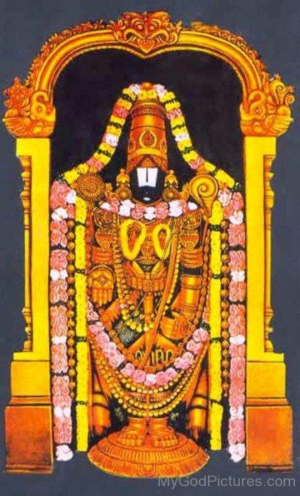 Thirumal God Image-yt54