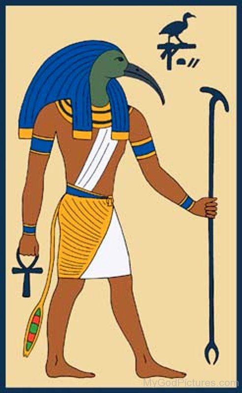 God Thoth - God Pictures