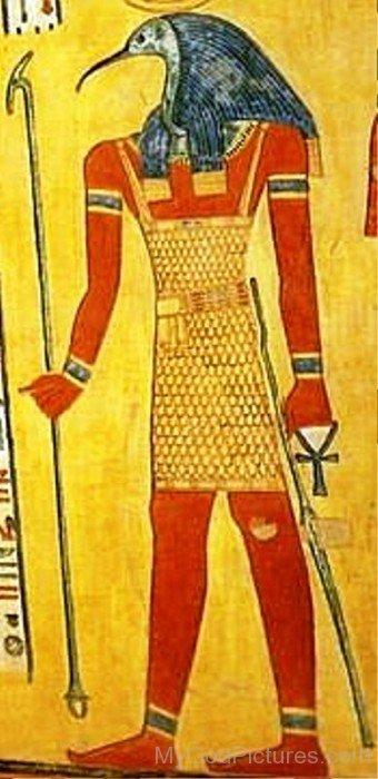 Thoth God Photo-yb523
