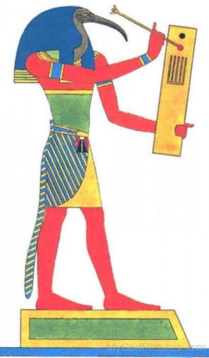 Thoth God-yb525