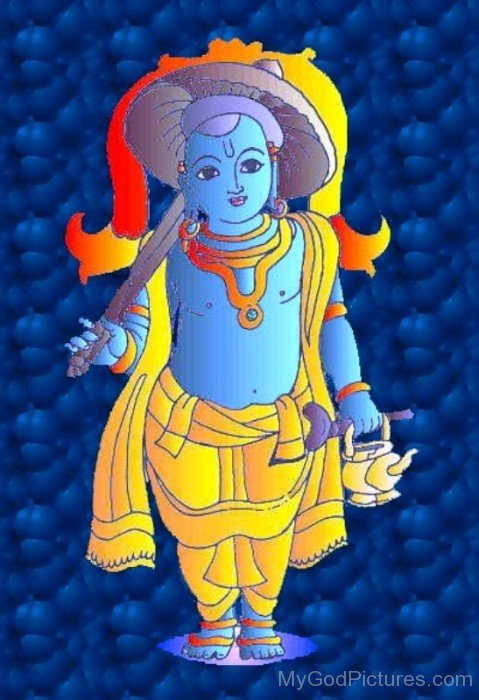 Vamana God Picture-bg311