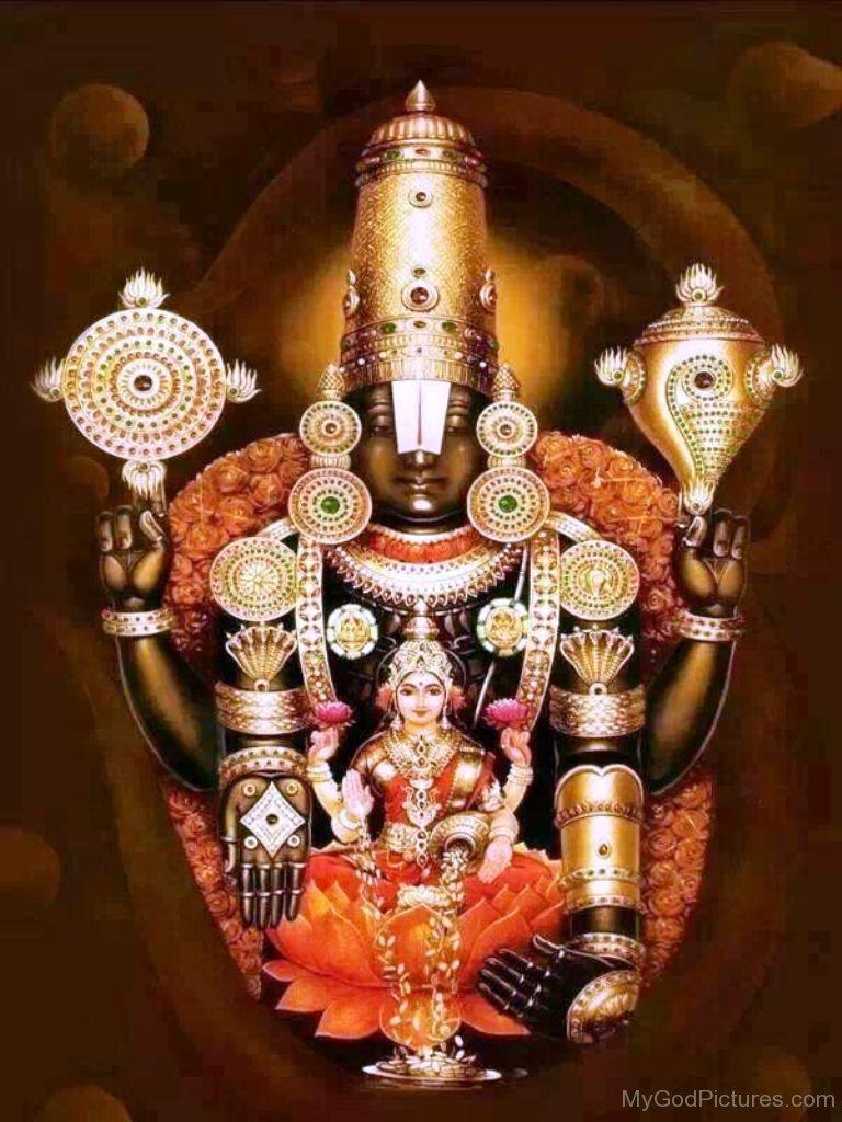 Lord Venkateswara Ji God Pictures