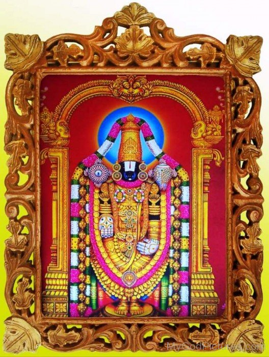 Venkateswara God Photo-fd327