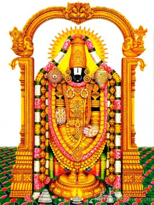 Venkateswara God Picture-fd328