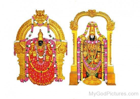 Venkateswara Picture-fd330