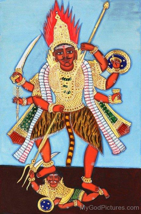 Virabhadra Image-uk812