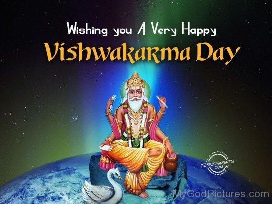 Wishing you a very happy Vishawakarma day