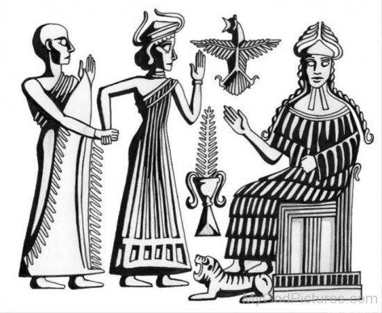 Worship Inanna-yt620