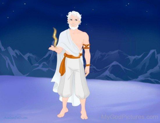 Zeus God Picture-tb617
