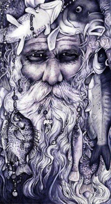 Image Of God Dagda-qol817