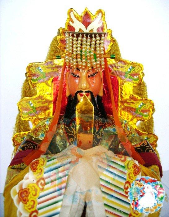 Jade Emperor Statue-rbu715
