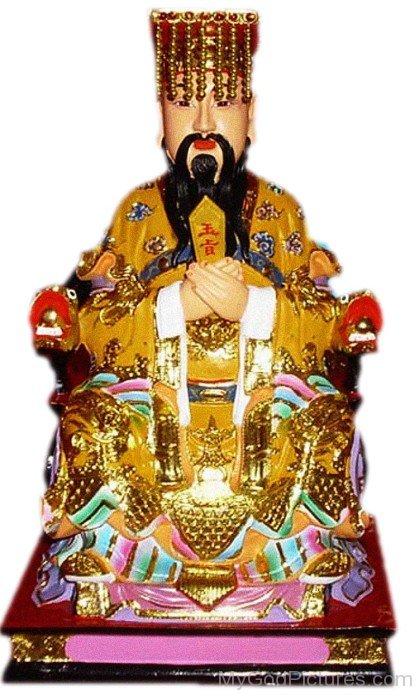 Statue Of Jade Emperor-rbu720