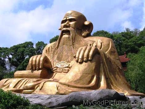 The Giant Statue Of Jade Emperor-rbu721
