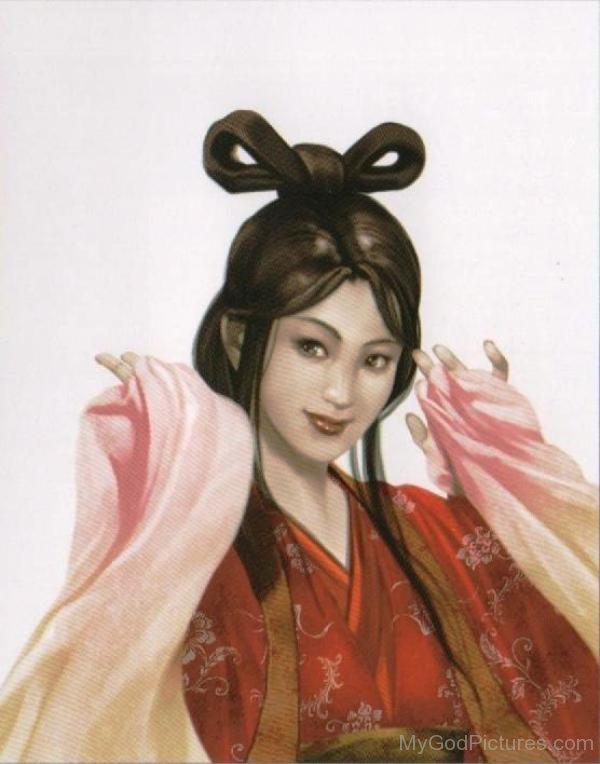 Photo Of Goddess Ama No Uzume-dss4518