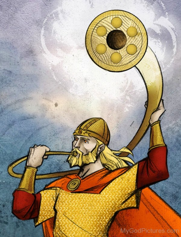 Picture Of God Heimdall-bsq1219