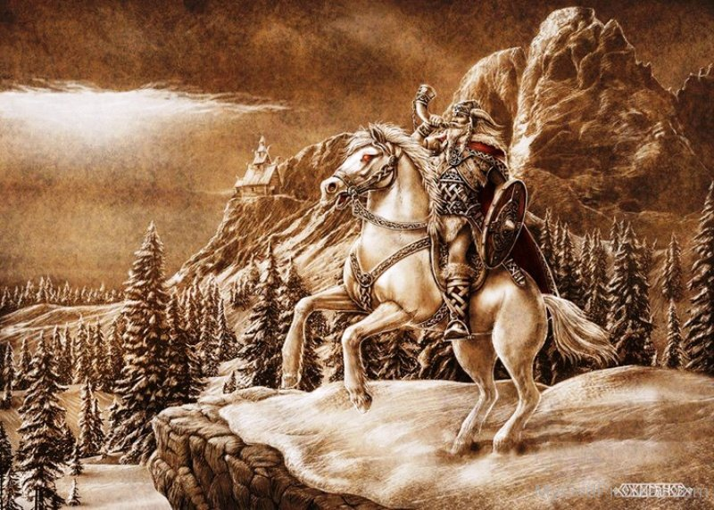 The White God Heimdall-bsq1223